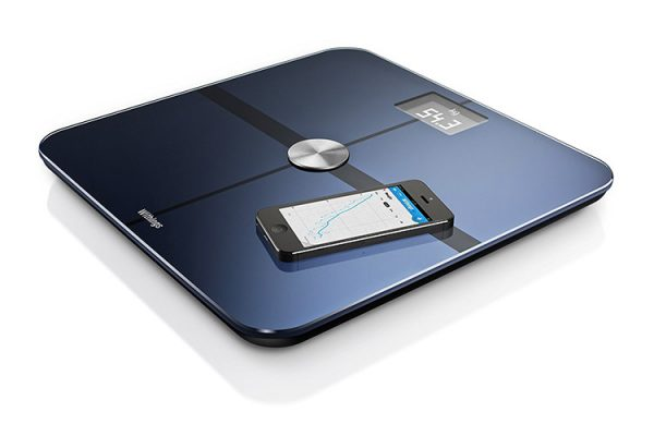 Withings Smart Body Analyzer balance connectée