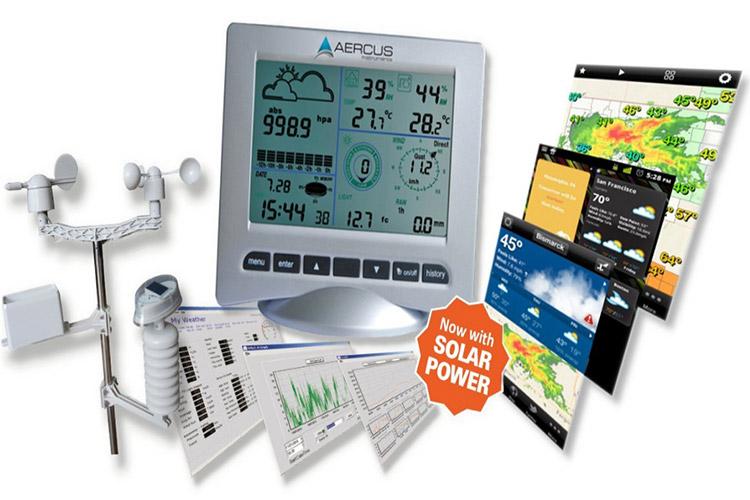 Aercus Instruments WS3083 avis
