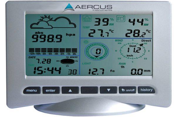 Aercus Instruments WS3083 station météo connectée