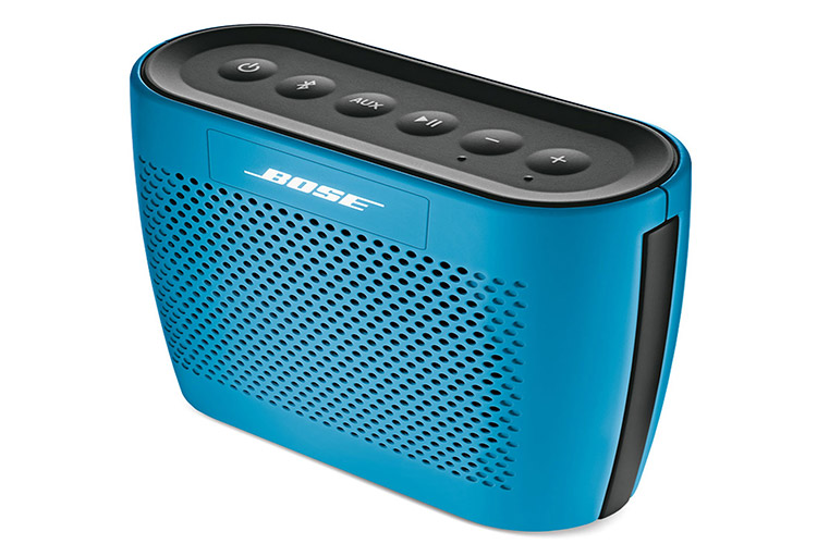 Bose SoundLink Color test