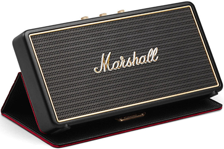 marshall stockwell enceinte bluetooth portable test avis de la r dac 39. Black Bedroom Furniture Sets. Home Design Ideas