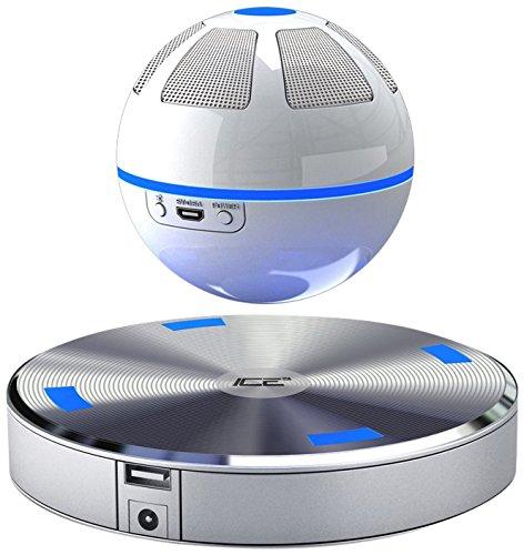 Ice Orb, l'enceinte flottante