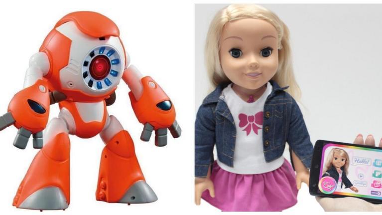 jouet connecte cnil