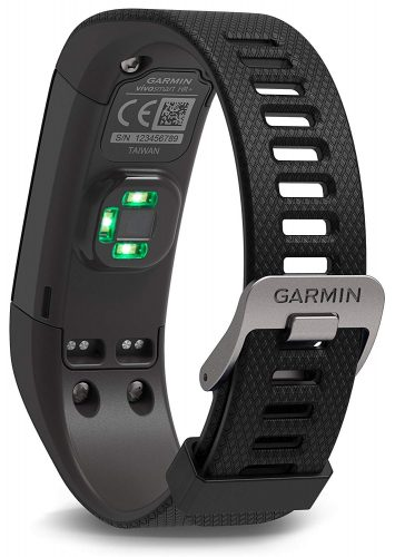 garmin vivosmart hr+ test