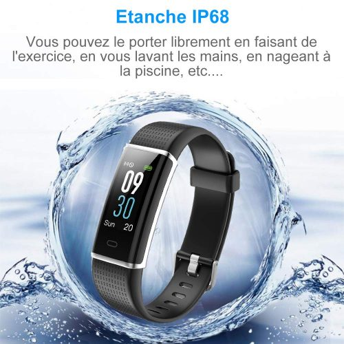 willful bracelet connecte pas cher