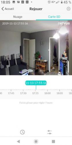 netvue camera surveillance
