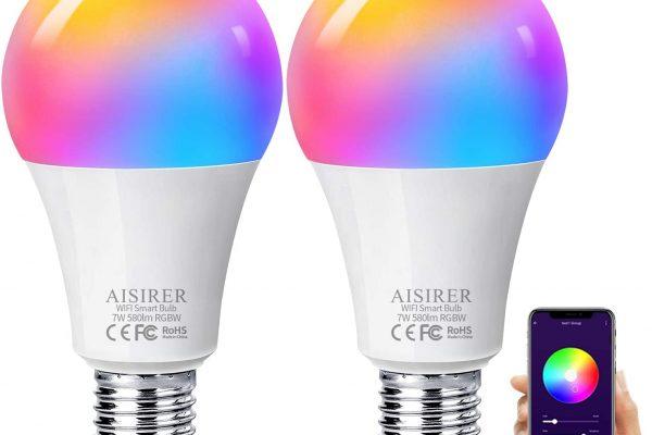 ampoule intelligent pas cher