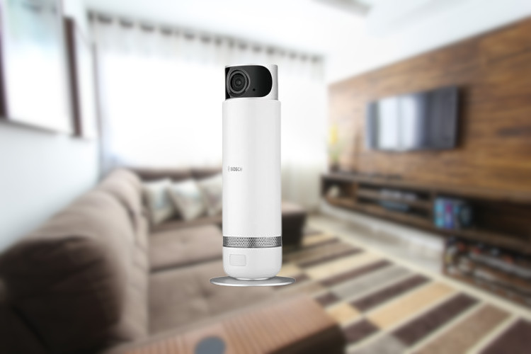 Bosh camera surveillance interieur avis