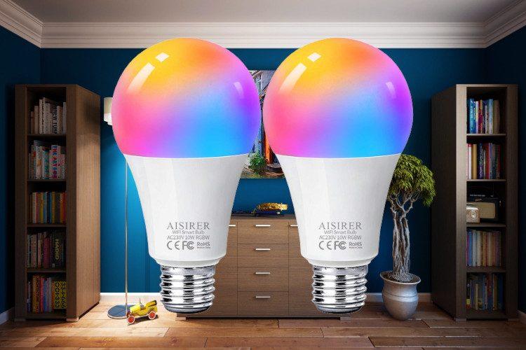 ampoule intelligente wifi