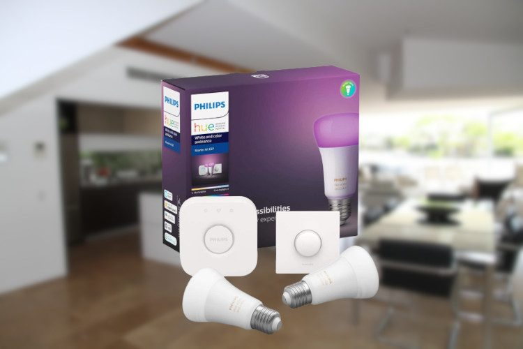 philips hue 2 ampoules