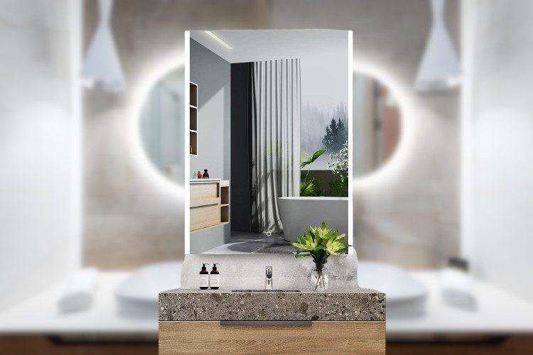 s bagno miroir connecte avis