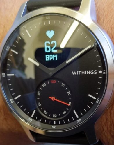 withings scanwatch avis test