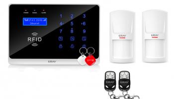 Eray WM3X : Avis et test d'une alarme connectée et GSM