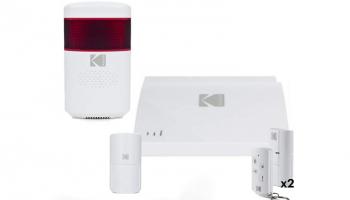 Alarme Connectée Kodak SA101 : Test et avis détaillé !
